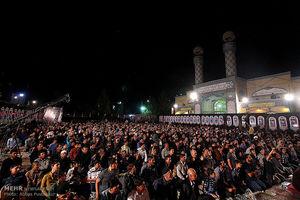 عکس/ کنگره فدائیان انقلاب اسلامی در گرگاب