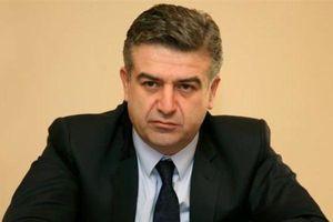 نخست وزیر ارمنستان به تهران آمد