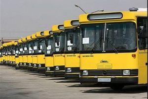فعالیت بیش از ۶ هزار اتوبوس در تهران