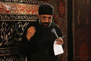 مداحی رسیدم برادر کجایی حسین حاج محمود کریمی