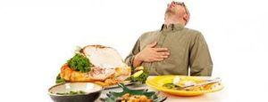 یک روز پرخوری با بدن چه می کند؟