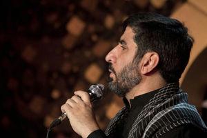 حاج مهدی سلحشور - پاشو که منم بابا حسنت - شب ششم محرم 96