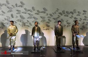 عکس/ باغ موزه دفاع مقدس تهران