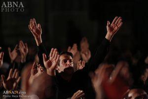 پوشش زنده مراسم عزاداریهای زنجان