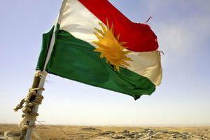 پرچم اقلیم کردستان