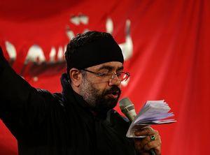 مداحی عباس نبود سر رامون نشستن عباس نبود دست ما رو بستن محمود کریمی