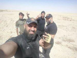 ابو عزرائیل خبر ترورش را تکذیب کرد +عکس