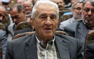 پهلوان عباس زندی در ICU