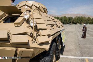 عکس/ آخرین دستاوردهای نیروی زمینی ارتش