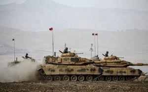 ترکیه و عراق از آغاز مانور نظامی مشترک در مرزهای خود خبر دادند