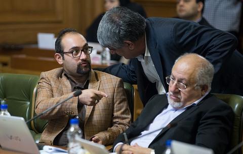 حجت نظری شورای شهر تهران
