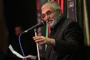 مداحی حاج منصور ارضی درباره شهید محسن حججی در حضور رهبرانقلاب