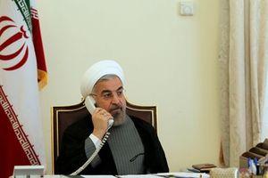 روحانی: ایران همواره در کنار ملت لبنان خواهد بود