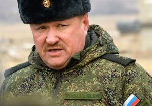 ژنرال روس در پی حملات داعش در سوریه کشته شد +عکس