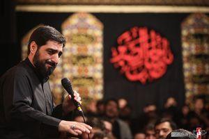 سید مجید بنی فاطمه - من حسینیه شدم رخت سیاهم پرچمم