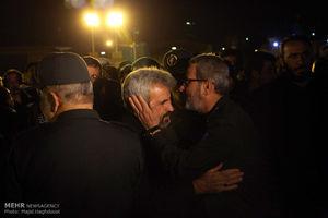 عکس/ ورود پیکر شهید محسن حججی به ایران