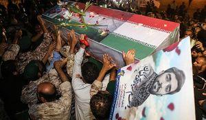 فراخوان جبهه مردمی برای تشییع پیکر شهید حججی