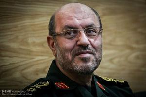 آخرین وضعیت جنگنده قاهر از زبان سردار دهقان