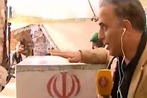 فیلم/ گزارشی از داخل ماشین حمل پیکر شهیدحججی