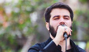 مداحی حاج میثم مطیعی برای تشییع پیکر شهید محسن حججی