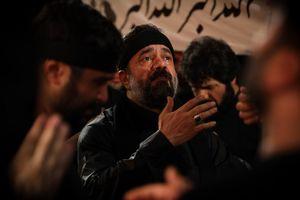 حاج محمود کریمی - نوحه چشامون ابر و بارونه برات مردن آرزومونه