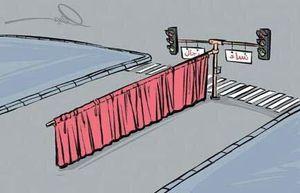 شوخی کاربران سعودی با رانندگی شرعی