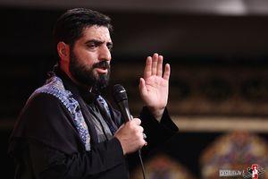سید مجید بنی فاطمه - با بیرق سیاه راه افتادم با گریه و آه راه افتادم