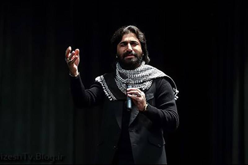 صوت/ شعر خوانی صابر خراسانی در محرم96