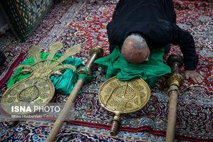 عکس/ مراسم علمبندان روستای ماسوله