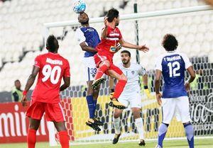 تحلیل دیدار الهلال - پرسپولیس توسط AFC