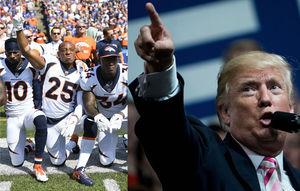 پای بولت به درگیریهای لفظی ترامپ و ورزشکاران آمریکایی باز شد