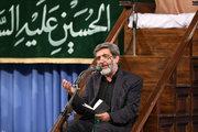 مداحی حاج مهدی سماواتی در شب هشتم محرم 96 در حضور رهبر انقلاب