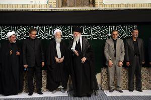 سومین شب مراسم عزاداری در حسینیه امام خمینی آغاز شد