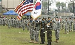 تعویق مانور نظامی مشترک آمریکا و کره جنوبی