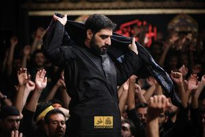 مداحی سید مجید بنی فاطمه ویژه اربعین - ببین آقا که مجنونم حسین خیلی پریشونم