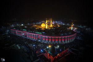 کربلایی مجتبی رمضانی محرم 96