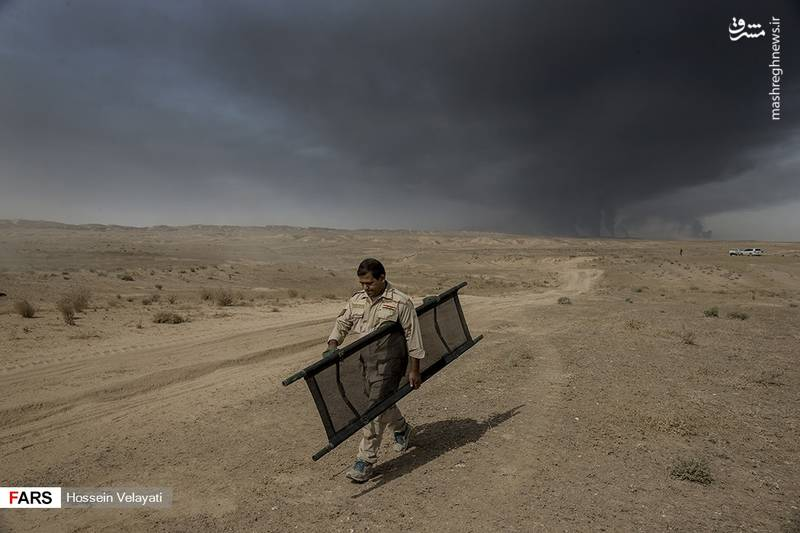 آغاز مرحله دوم عملیات آزادسازی الحویجه عراق