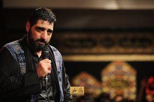 مداحی سید مجید بنی فاطمه در موکب ریحانه الحسین پیاده روی اربعین 96