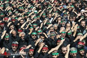 عزاداری عاشورای حسینی در اصفهان