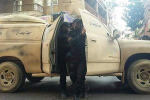 حالوهوای محرمی ضاحیه بیروت/ عزاداری با  تدابیر خاص امنیتی +عکس