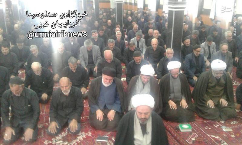 نماز ظهر عاشورا در چهاربرج