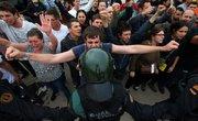 همه پرسی کاتالان اسپانیا
