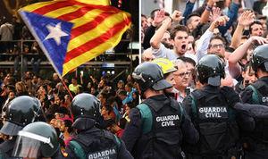 پاسخ سخت اسپانیا به کاتالانها؛ تجزیهطلبان اروپا بیدار میشوند؟ + تصاویر و فیلم