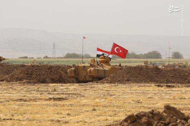 رزمایش مشترک عراق و ترکیه با هدف افزایش امکان پاسخگویی به خطرات احتمالی