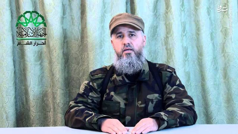 ابوجابر الشیخ رهبر پیشین احرارالشام وابسته به القاعده/ اعلام الحربی