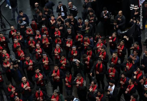 عزاداری عاشورای حسینی در استانبول