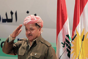 نشست «بارزانی» با معاونان رئیسجمهور عراق
