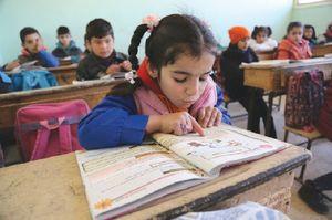 آموزش اجباری زبان کُردی در حلب