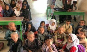 ویرانهای به نام مدرسه در سیستان و بلوچستان +عکس