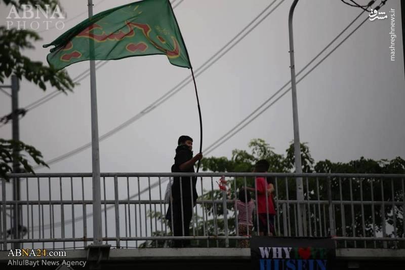 پخش نذری امام حسین (ع) در تایلند
